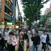 原宿周辺・代々木公園ラン 娘がハリネズミカフェ楽しんでいる間にジョギング