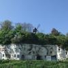 フランスの洞穴住宅