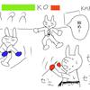 【大会・試合】 初めての空手大会⑪ 組手2回戦開始!開始早々大ピンチ!体力回復の秘策は?