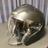 ヘルメットを購入しました。