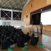 【ボランティア教育】多賀城高校にてボランティア説明会を行ってきました。