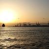【大阪】大阪港で夕陽が一番美しい場所・天保山ダイヤモンドポイント