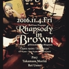 Rhapsody in Brown