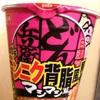 【グルメ】二郎系のカップうどん??😄