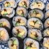 巻き寿司作り(*^^*)