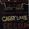 どうせ消えてしまう未来でも。『11/27(水)新宿系ガールズミーティングツーマン BILLIE IDLE®︎ /CARRY LOOSE@新宿LOFT』雑感。