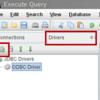 【CSV】DBクライアント ExecuteQuery でH2 Databaseを使う