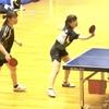 女子ダブルス一回戦!インターハイ三重県大会