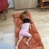 娘の発熱 VS ネコのサキちゃん