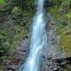 ~植生豊かな天然林と二つの滝を観賞できる渓谷~ 龍頭峡 龍頭の滝、四段の滝