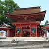 世界文化遺産に指定されている「富士山本宮浅間大社」を参拝散歩