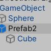 UnityでPrefabを入れ子にしていると、変更差分がいっぱい出る時がある;;