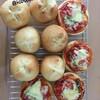 パン作り会2開催♪甘酒パン&アスパラとトマトのピザパン