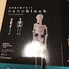 【大人の工作】ナノブロックとやらでガイコツ標本をつくってみたよ【日記】