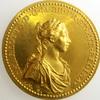 イギリス1761年シャーロット王妃戴冠記念メダルNGC MS61
