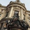 パリに来たら必見!オペラ座(オペラ・ガルニエ)のキラキラ内装は思い描いたパリの建築そのものでした。【フランス/パリ旅行】
