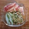 乾燥野菜×レンジ、5分で作る即席ちゃんこ鍋