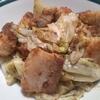 あふれる肉汁とマスタード!豚バラキャベツのマスタード炒め