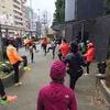 東京マラソン 後半 清澄白河~東京駅