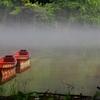 明神池(長野県上高地)