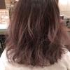 新潟 美容師 三林 スモピーションカラー グラデーションカラー