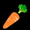 【モノトーン】おしゃれに野菜を常温保存