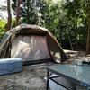 『兵庫県』グリーンエコー笠形キャンプ場レビュー、川遊びもできて最高!