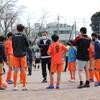 2021年3月6日 東大宮コスモスサッカー6年生大会🏆