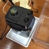 水草ストック水槽のフィルター掃除とリン酸除去ろ材