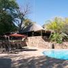 Cresta Mowana Safari Resort & Spa(クレスタモワナサファリリゾート&スパ) : ランチ Savuti Bar