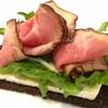ドイツの黒パン、プンパニッケルの美味しい食べ方。ダイエットにも最適なヘルシーパン。