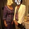 シンガポール航空ビジネスクラス搭乗記(成田→ロサンゼルス)/シンガポールガール紫様がいらした!