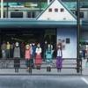TVアニメ『じょしらく』第5話 舞台探訪(聖地巡礼)@原宿編