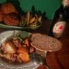 ジブリ飯;本気で再現!ラピュタの海賊飯。シータが作った海賊シチュー+α part2[完全再現]