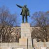 【レーニン像】ロシア/ウラジオストク