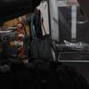 タイヤ交換&スイング機構整備