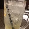 新宿の菜香菜でちょい飲み♪♪