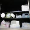 食器棚の包容力
