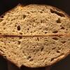 シングルオリジン全粒パン。