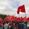 1月27日 ベトナム中が最高に熱くなった日。サッカーU23アジア杯決勝戦!!