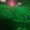 緑色の景色