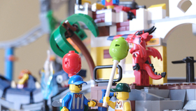 クリスマスプレゼントにおすすめ!LEGOクリエイター「ローラーコースター」が素敵でした【レビュー】