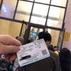 中国で新幹線(青島から泰安)