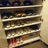 シューズクローゼット収納公開!靴の持ち方ルール/材料費0円!簡単に手作りできる消臭グッズ♪