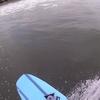 GoPro Hero7でサーフィン撮影! 静波海岸サーフィンレポート 3月1日