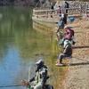 はり湖池(京都府向日)