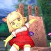 【ドワ子のドレア】妖怪ねこむすめコーデ