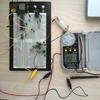 ESP32+サーボの電源を乾電池から供給する
