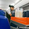 アエロフロート・ロシア航空のチェックイン方法は!?モスクワ→ビルニュス搭乗記SU 2108便