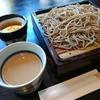 川上庵の「クルミだれせいろ」が美味くて毎日食べたいと思うほど